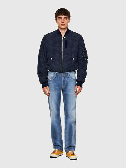 Diesel - Larkee 009NF, Blu Chiaro - Jeans - Image 5