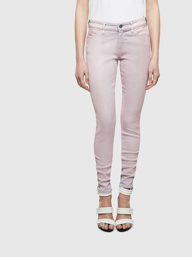 Slandy 0099W, Rosa - Jeans