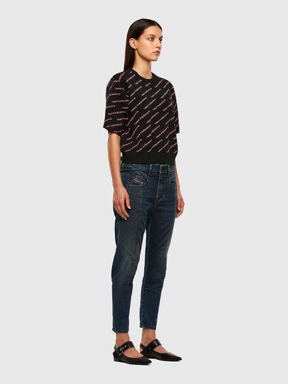 Diesel - FAYZA JoggJeans® 069PQ, Blu Scuro - Jeans - Image 7