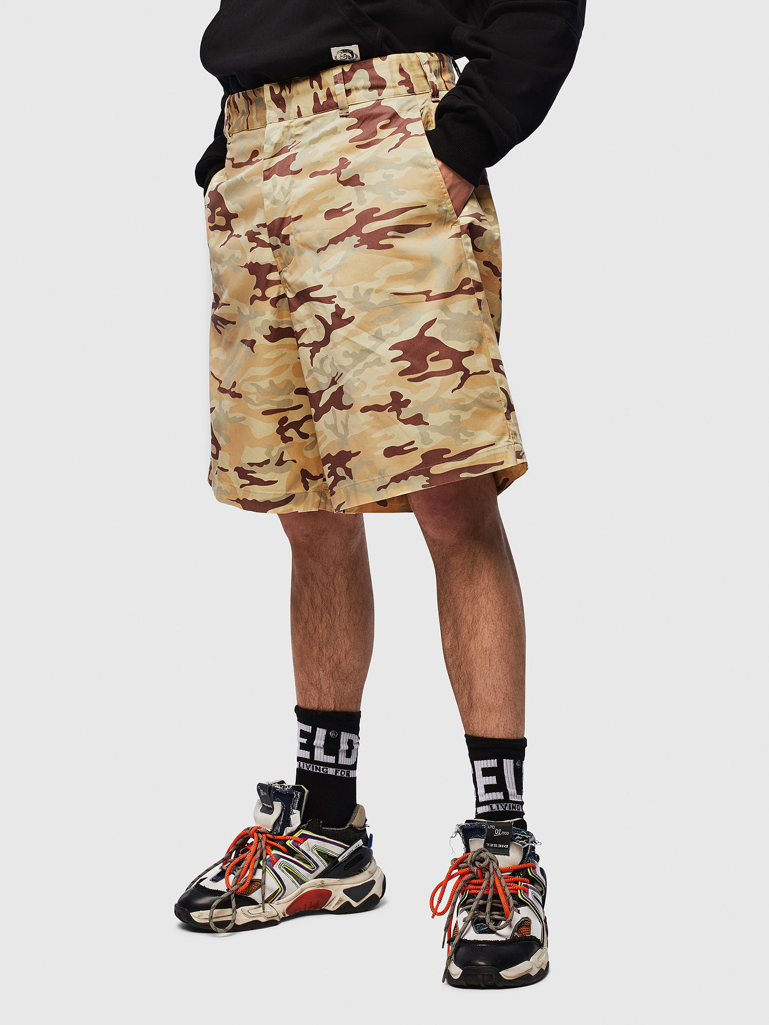 Uomo Chino Pant Pantaloni Tuta Tessuto Business Pantaloni Slim Fit