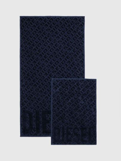 Diesel - COPP 3DLOGO, Blu - Bath - Image 2