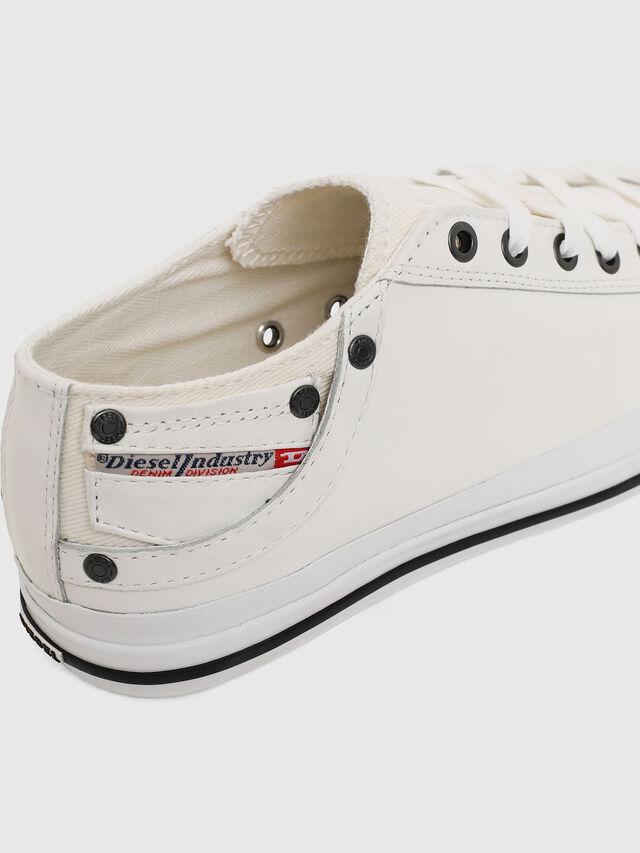 Diesel - EXPOSURE IV LOW  W, Bianco - Sneakers - Image 4