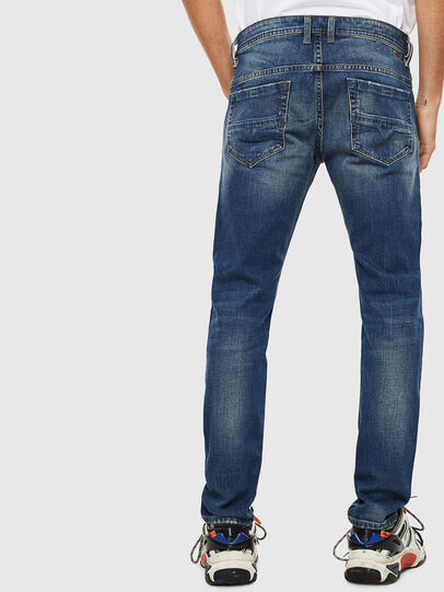Diesel - Thommer 089AR, Blu Scuro - Jeans - Image 2