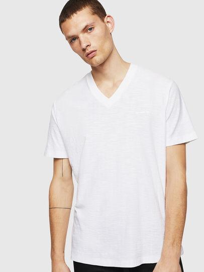 Diesel - T-RANIS, Bianco - T-Shirts - Image 1