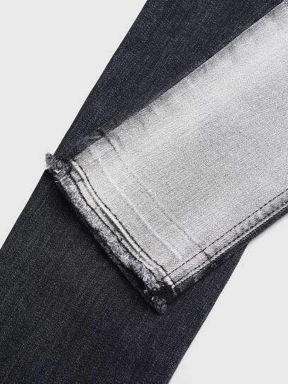 Diesel - SLEENKER-J-N, Nero/Grigio - Jeans - Image 4