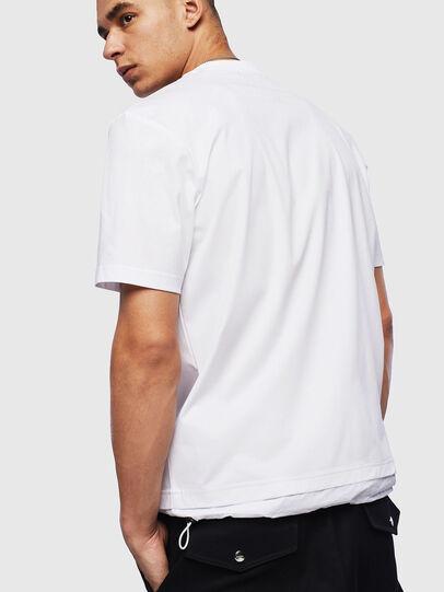 Diesel - T-GLASSY, Bianco - T-Shirts - Image 2