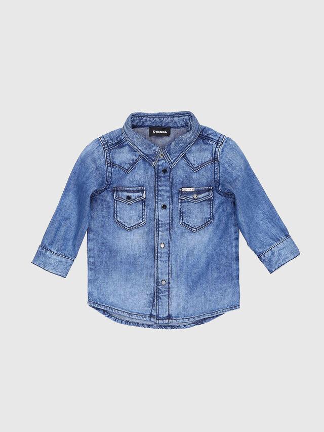 Diesel - CITROB, Blu Jeans - Camicie - Image 1