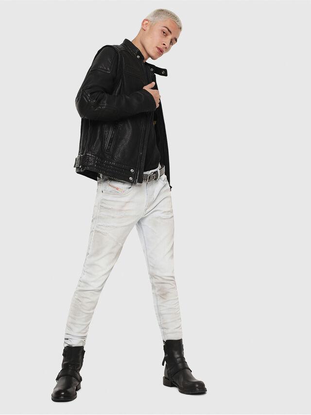 Diesel - Thommer JoggJeans 087AA, Blu Chiaro - Jeans - Image 4