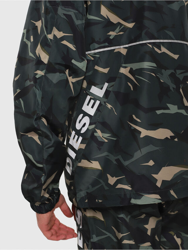 Diesel - BMOWT-WINDSEA-P, Verde Camo - Out of water - Image 4