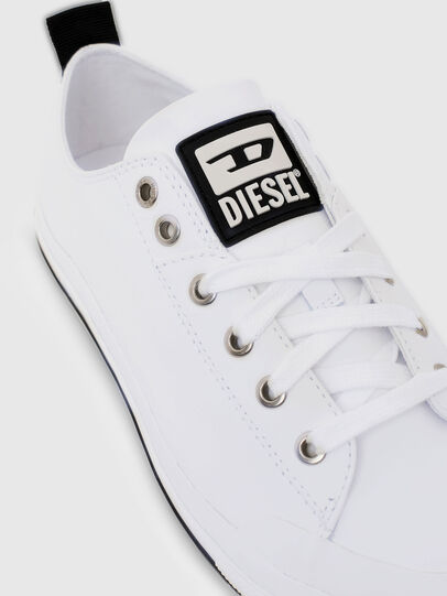 Diesel - S-ASTICO LOW CUT W, Bianco - Sneakers - Image 4