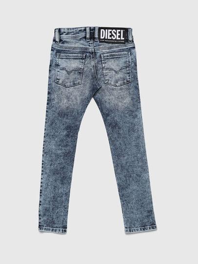Diesel - SLEENKER-J-N, Blu Chiaro - Jeans - Image 2