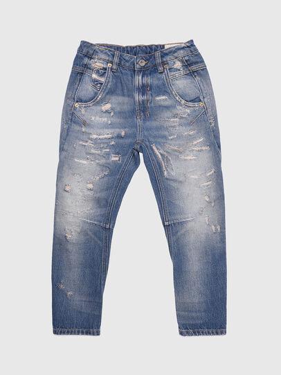 Diesel - FAYZA-J-N, Blu Jeans - Jeans - Image 1