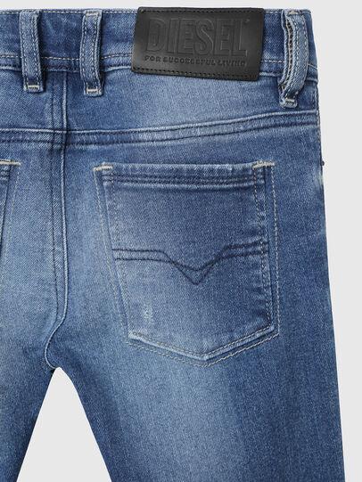 Diesel - SLEENKER-J-N, Blu Chiaro - Jeans - Image 4