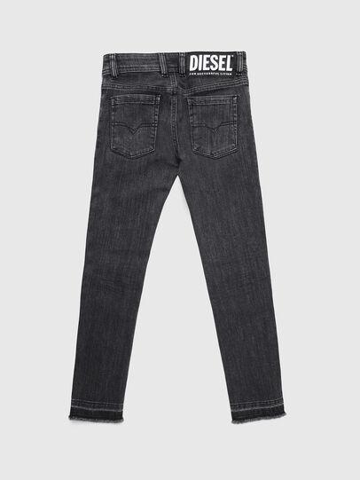 Diesel - SLEENKER-J-N, Nero/Grigio - Jeans - Image 2