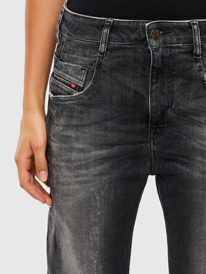 Diesel - Fayza 009IU, Nero/Grigio scuro - Jeans - Image 3