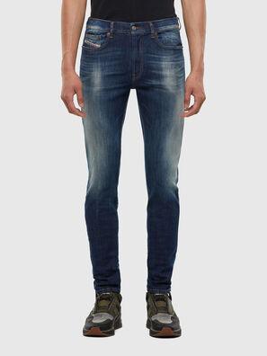 D-Amny 009FB, Blu Scuro - Jeans