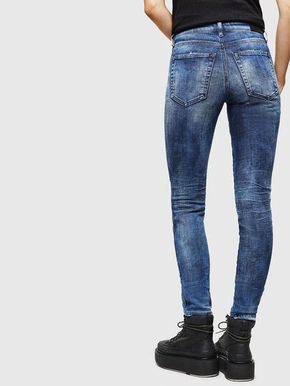 Diesel - Babhila 0096Q, Blu medio - Jeans - Image 2