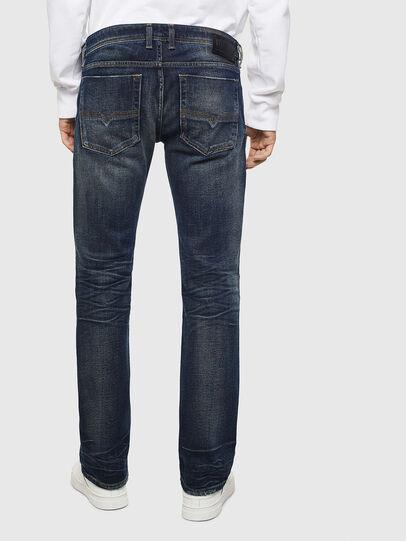 Diesel - Zatiny 0096U, Blu Scuro - Jeans - Image 2