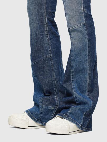 Diesel - D-Ebbey 009NP, Blu medio - Jeans - Image 6