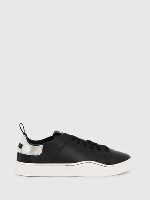 S-CLEVER LS W, Nero/Argento - Sneakers