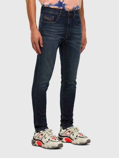 Diesel - D-Strukt 009HN, Blu Scuro - Jeans - Image 5