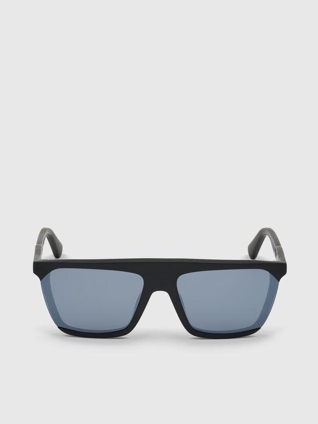 DL0323, Nero - Occhiali da sole