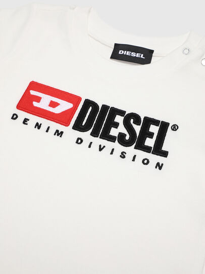 Diesel - JEKKY-NB, Rosa/Bianco - Tute e Salopette - Image 3