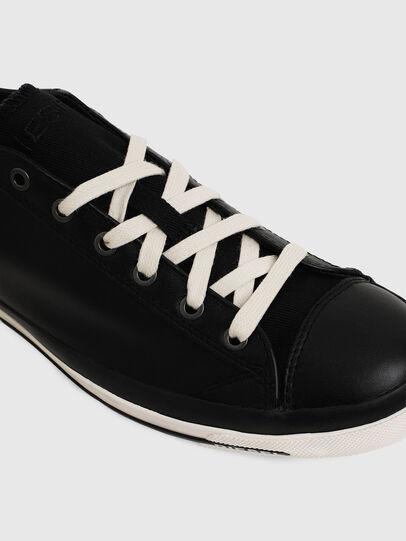 Diesel - EXPOSURE LOW I, Nero - Sneakers - Image 4