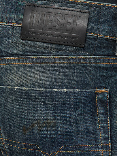 Diesel - Tepphar 009JS, Blu Scuro - Jeans - Image 4
