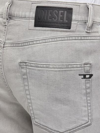 Diesel - D-Strukt 069RE, Grigio Chiaro - Jeans - Image 4