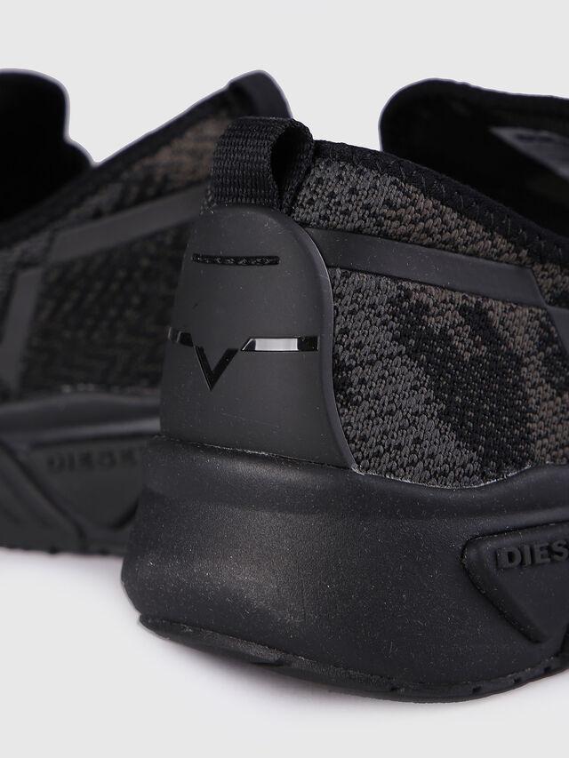 Diesel - S-KBY, Nero - Sneakers - Image 5