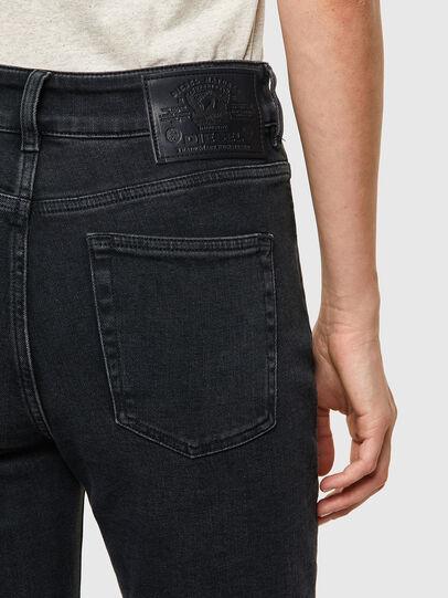 Diesel - D-Earlie 09A66, Nero/Grigio scuro - Jeans - Image 3