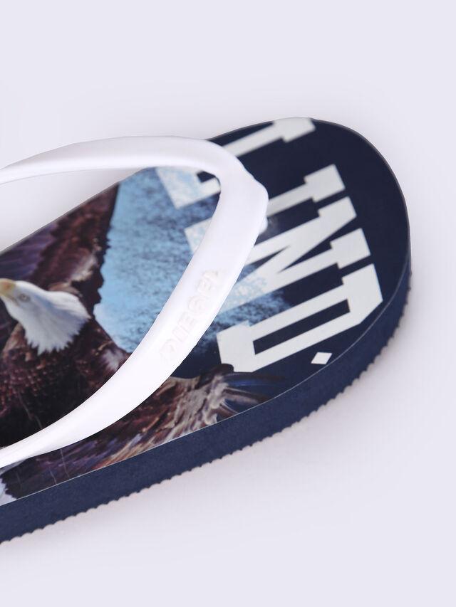 FF 16 EAGLE YO, Bianco/Blu
