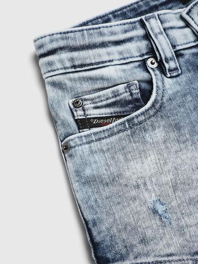Diesel - PGINGHER, Blu Chiaro - Shorts - Image 3