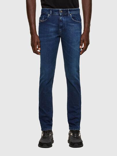 Diesel - Thommer 009JE, Blu Scuro - Jeans - Image 1