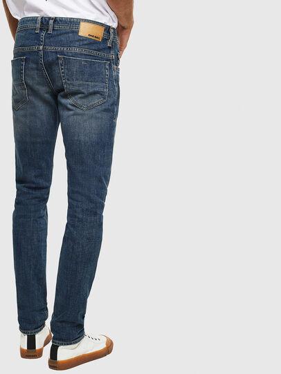 Diesel - Thommer 0095M, Blu Scuro - Jeans - Image 2