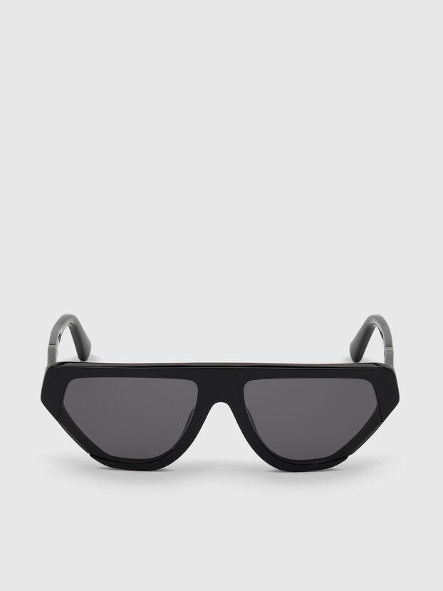 DL0322, Nero - Occhiali da sole