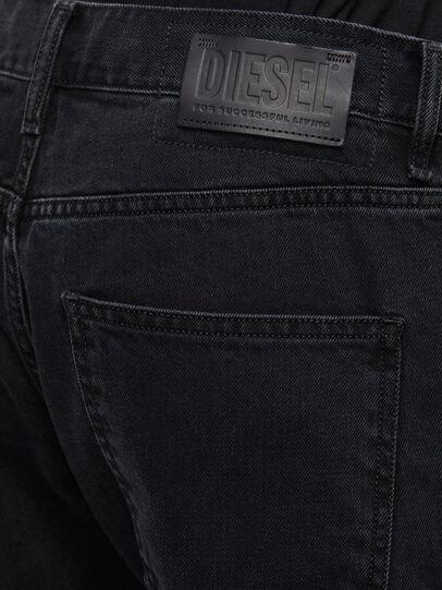 Diesel - D-Kras 009KW, Blu Scuro - Jeans - Image 4