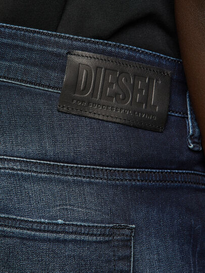 Diesel - FAYZA JoggJeans® 069PZ, Blu Scuro - Jeans - Image 4