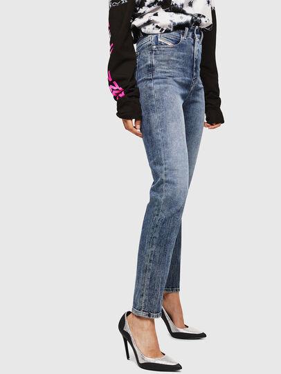 Diesel - D-Eiselle 0098W, Blu medio - Jeans - Image 1