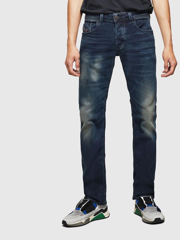 Larkee 084AU, Blu Scuro - Jeans