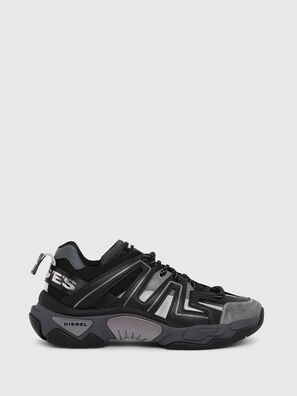 S-KIPPER LOW TREK, Nero - Sneakers