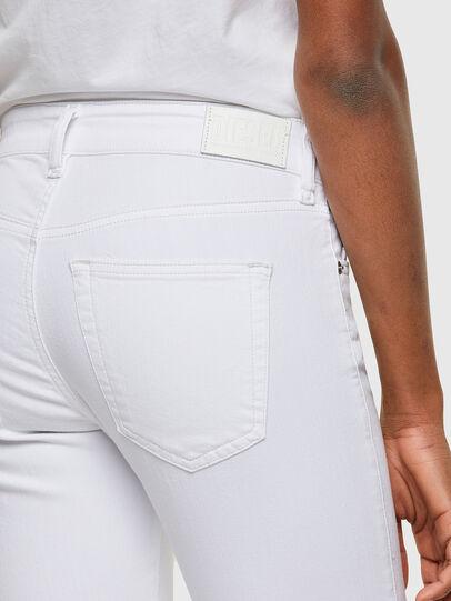 Diesel - Slandy 086AC, Bianco - Jeans - Image 4