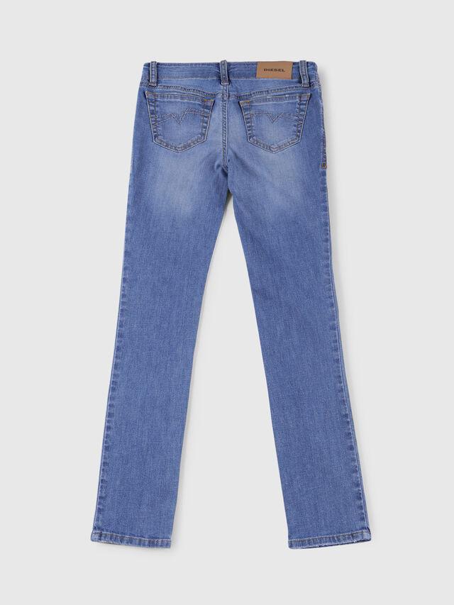 Diesel - GRUPEEN-J-N, Blu Chiaro - Jeans - Image 2