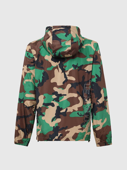 Diesel - BMOWT-WINDY-FG, Verde Camo - Out of water - Image 2