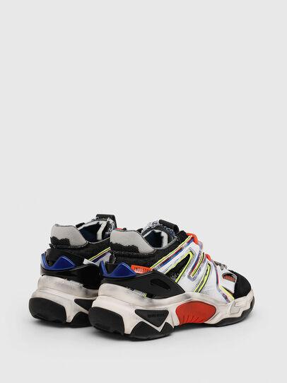 Diesel - S-KIPPER SK, Bianco/Nero - Sneakers - Image 3
