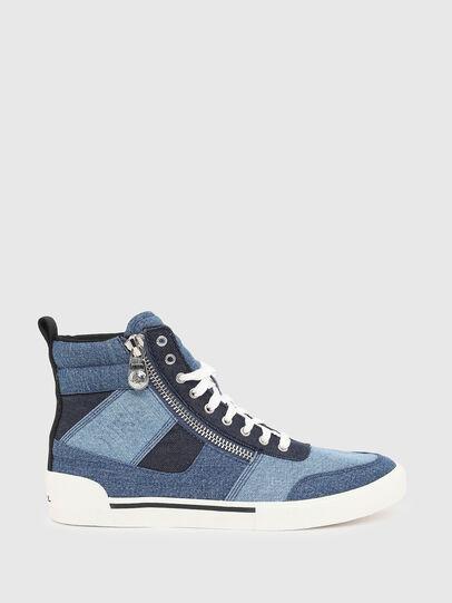 Diesel - S-DVELOWS MID CUT, Blu - Sneakers - Image 1