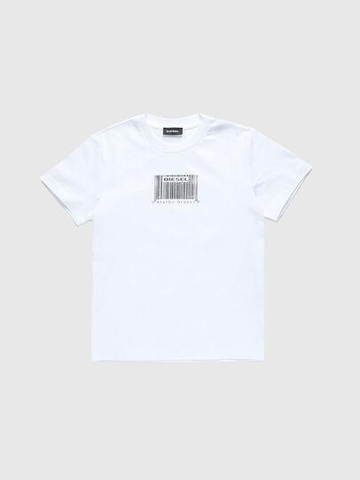 Diesel - TCODE, Bianco - T-shirts e Tops - Image 1