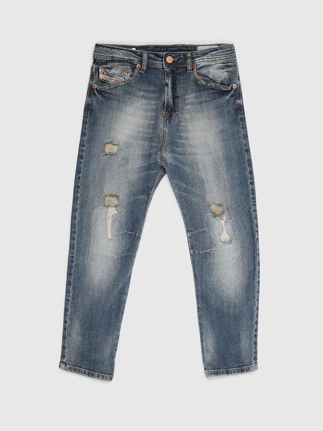 Diesel - NARROT-R-J-N, Blu Jeans - Jeans - Image 1