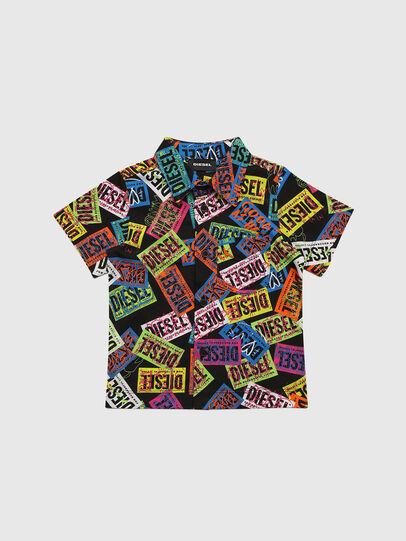 Diesel - CSANYB, Multicolor - Camicie - Image 1